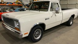 1981 Dodge RAM 150 Base