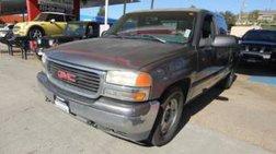1999 GMC Sierra 1500 SL