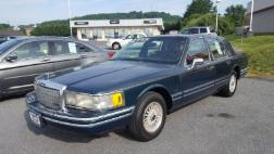 1994 Lincoln Town Car Signature