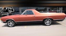 1972 Chevrolet El Camino 2dr Pickup
