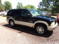 2000 Oldsmobile Bravada Base