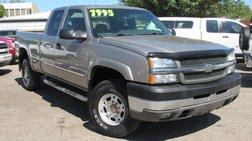 2003 Chevrolet Silverado 2500HD LS