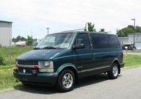 1997 Chevrolet Astro Passenger Cargo Work