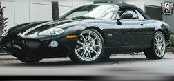 2002 Jaguar XKR 100