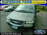 1999 Chrysler Town and Country Limited