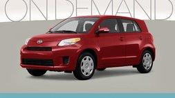 2012 Scion xD Hatchback 4D