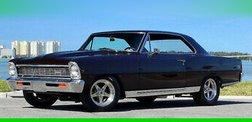 1966 Chevrolet Nova Rack & Pinion Power Steering Cold Air True SS