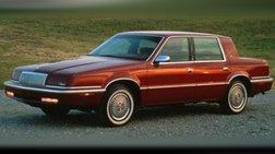 1992 Chrysler New Yorker Salon
