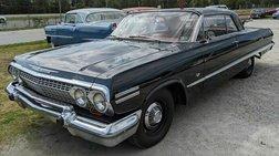 1963 Chevrolet Impala 2-Door Hardtop