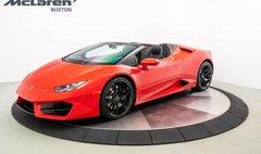 2018 Lamborghini Huracan LP 580-2 Spyder