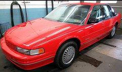 1991 Oldsmobile Cutlass Supreme Base