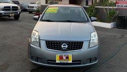 2008 Nissan Sentra Sedan 4D
