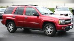 2003 Chevrolet TrailBlazer 4dr 4WD LT