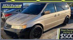 2001 Honda Odyssey EX w/Navi