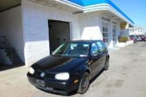 2002 Volkswagen Golf GLS