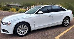2013 Audi A4 2.0T Premium