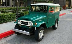 1969 Toyota Land Cruiser CLEAN TITLE/ 350V8