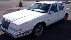 1990 Chrysler Imperial Base