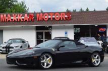 2004 Ferrari 360 F1 Spider