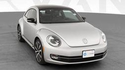 2013 Volkswagen Beetle Turbo Hatchback 2D