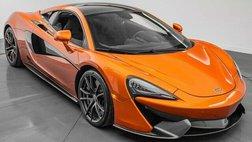 2018 McLaren 570S Base
