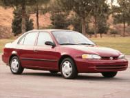 2000 Chevrolet Prizm Base