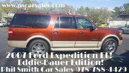 2007 Ford Expedition EL Eddie Bauer