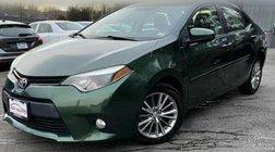 2014 Toyota Corolla LE Premium