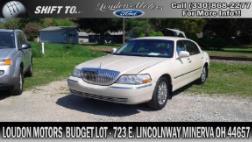 2003 Lincoln Town Car Cartier L