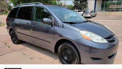 2006 Toyota Sienna CE Minivan 4D