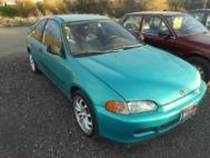 1993 Honda Civic DX