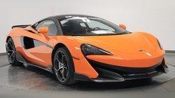 2019 McLaren 600LT Standard