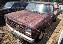 1983 Dodge 2WD