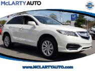 2016 Acura RDX Technology & AcuraWatch Plus Packages