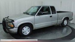 2001 GMC Sonoma SLS