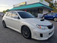 2014 Subaru Impreza WRX WRX