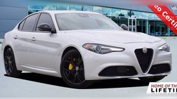 2020 Alfa Romeo Giulia Standard