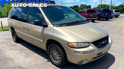 2000 Chrysler Town and Country Limited
