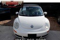 2007 Volkswagen New Beetle Triple White