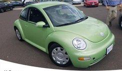 2004 Volkswagen New Beetle GL TDI