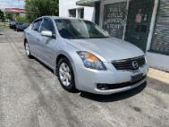2009 Nissan Altima Hybrid Base