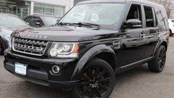 2014 Land Rover LR4 Base