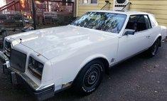 1984 Buick Riviera T Type