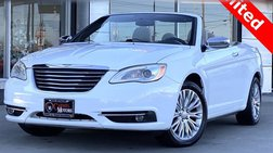 2011 Chrysler 200 Convertible Limited