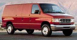 1999 Ford E-150 Cargo