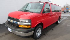 2021 Chevrolet Express LS 3500
