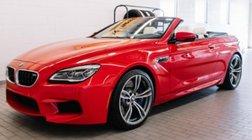 2018 BMW M6 Base