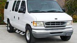 2000 Ford Econoline Cargo Van E-350 Super Duty
