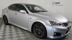 2011 Lexus IS F Base