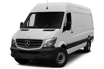 2015 Mercedes-Benz Sprinter Cargo 3500